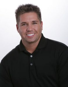 Dr Patrick Broome, cosmetic dentist in Charlotte, North Carolina