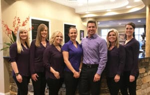 Broome group picture 300x189 - Welcome to Charlotte Center for Cosmetic Dentistry