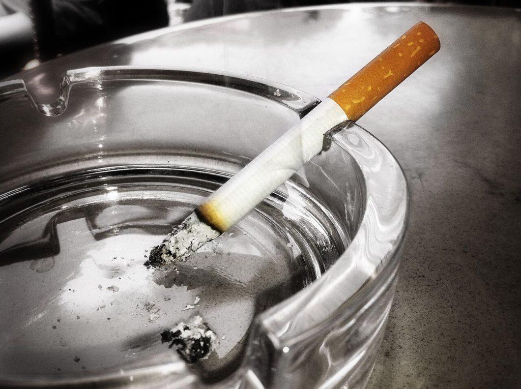 North Carolina Cigarette Teeth Decay