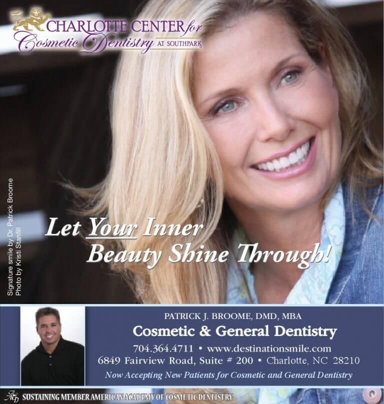 North Carolina Dental Specialist Ad