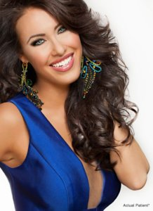 cosmetic dentistry inlay onlay patient charlotte nc - Dental Inlays / Onlays