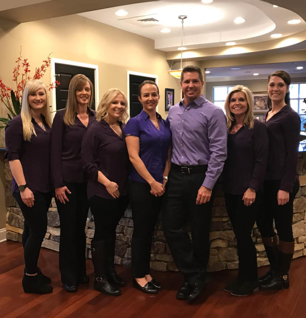 cosmetic dentistry team in charlotte, nc