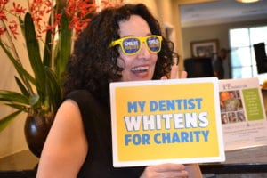 dental whitening treatment patient charlotte nc - Smiles for Life